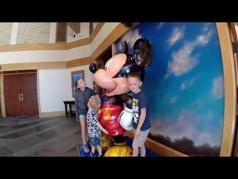 Travel day to Walt Disney World!