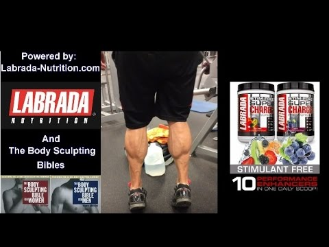 3-Minute Super Intense Bodybuilding Calves Workout for Muscle Growth