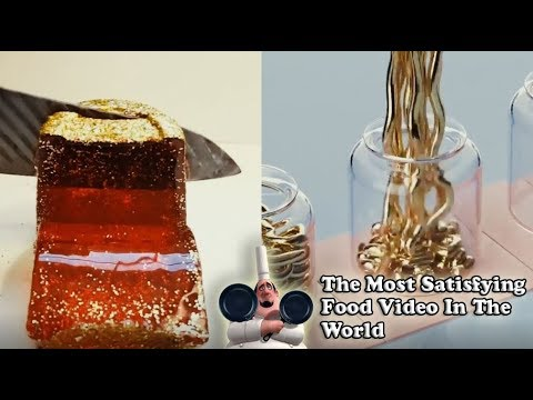 The Most Satisfying Food Video In The World - Most Oddly Satisfying Video 2018 - Part 1
