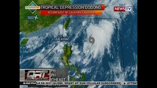 Download QRT: Weather update as of 6:00 p.m. (June 25, 2019) Video