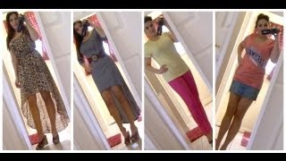 Affordable Spring & Summer Outfits!