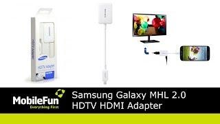 Samsung Galaxy MHL 2.0 HDTV HDMI Adapter