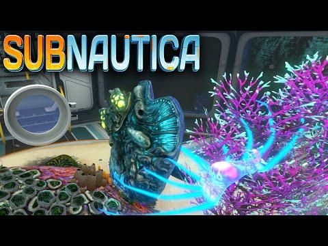 Subnautica - BABY REEFBACK, GLOWDICK, NEW BASE! - S2:EP9