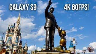Samsung Galaxy S9 Camera 4K Video Test (4K 60fps)