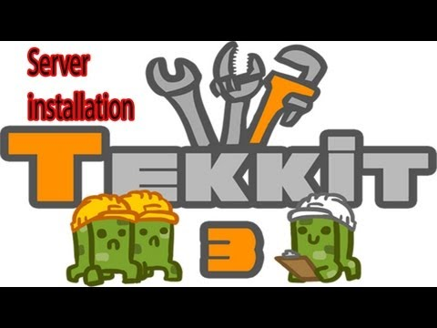 How To Download And Install Tekkit Server 3.1.2