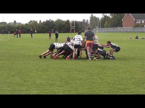 WCGS U16 v Dartford (2)