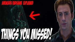 Download Things You MISSED! Avengers Endgame (Explained) Video