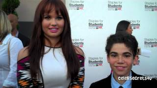 Debby Ryan Cameron Boyce Reveal Their Biggest Secrets At The Tca Afte