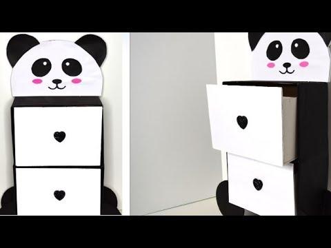 Amazing Cardboard Box Transformation