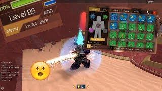 [swordburst 2] My Trick To Lvl 85 Real Fast