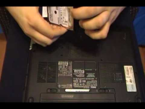 Replacing Hard Drive in Inspiron 1520