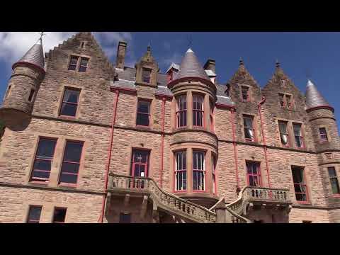 Belfast Castle - Northern Ireland