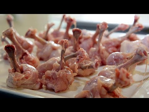 CHICKEN LOLLIPOP RECIPE || How to Make Chicken Wing Lollipops Recipe ~ VAGMI FOODS