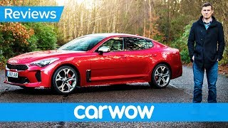 Kia Stinger 2018 in-depth review - better than a BMW or Audi? | Mat Watson Reviews