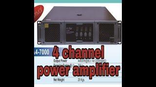 4+channel+amp Videos - 9tube tv