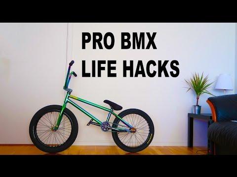 TOP 10 PRO BMX LIFE HACKS