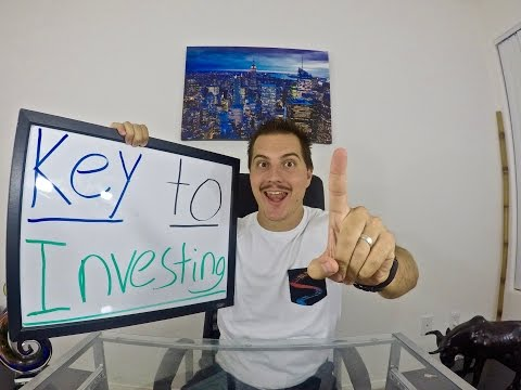 Key to Investing! | How to Invest in Stocks!
