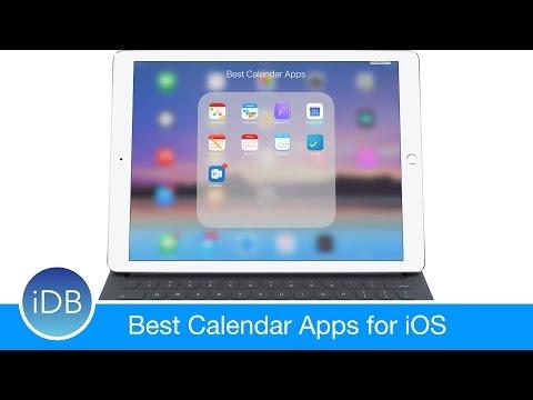 Best Calendar Apps for iPad & iPhone