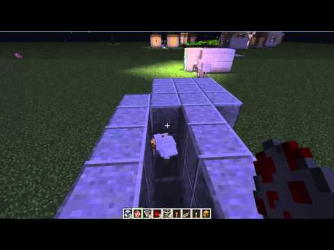 how to make auto cooked chicken farm minecraft 1.8 & 1.8.1