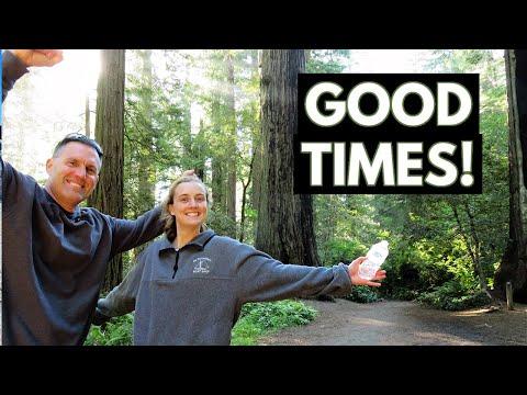 Redwood National Park - Giants on the Coast (Vlog/Park #18)