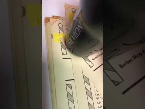 How to remove sticker tag on an old paper