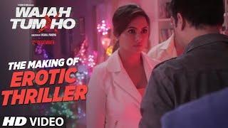 Making of Wajah Tum Ho Title Song | Sana Khan, Sharman, Gurmeet | Vishal Pandya