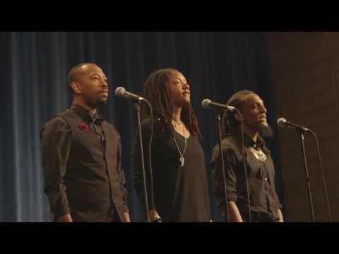 POETRY SLAM ON RACISM AND DISCRIMINATION