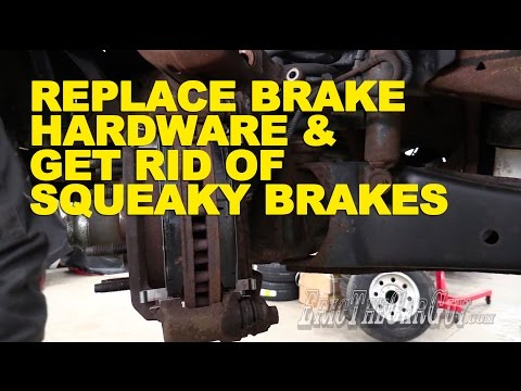 Think, that Changing brake pads on escort