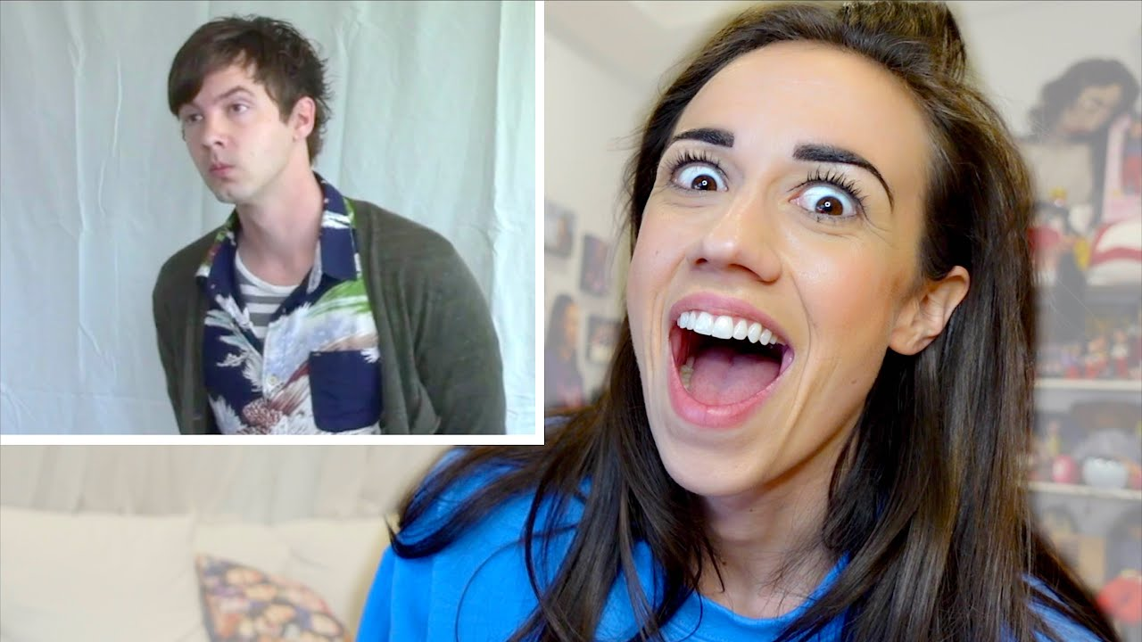Reacting To My Husband's Audition For Haters Back Off!