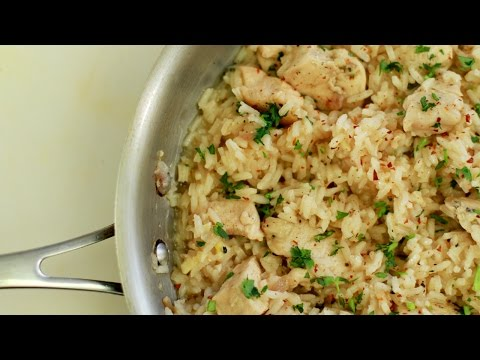 How To Make One Dish Chicken And Rice