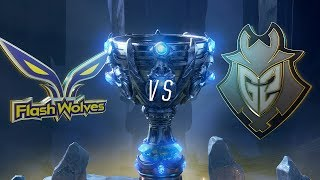 Download FW vs G2 | Worlds Group Stage Day 6 | Flash Wolves vs G2 Esports (2018) Video