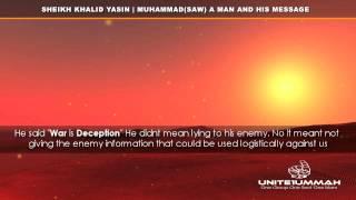 [HD] The Greatest Man - Muhammad (SAW)   Sheikh Khalid Yasin