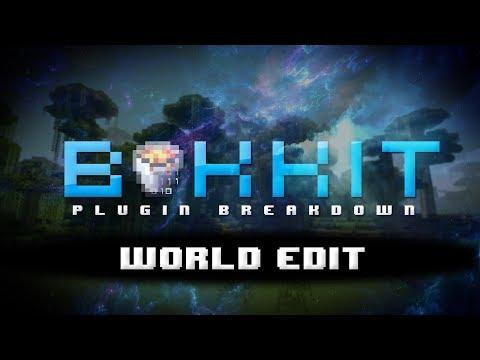 Worldedit 1.7.9 - Bukkit Plugin Breakdown