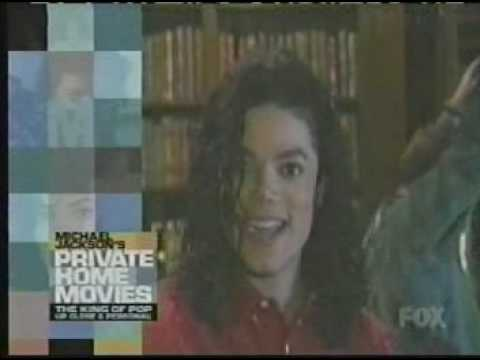 Michael Jackson's Private Home Movies Part 8