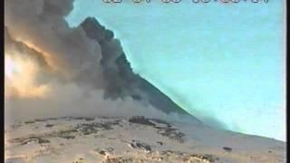 Scassau u Sud-Est - Etna, 4 febbraio 1999 (4 February 1999)