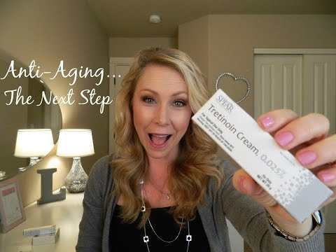 Anti-Aging...The Next Step.  My journey with Tretinoin Cream |TheBeautyPuzzle