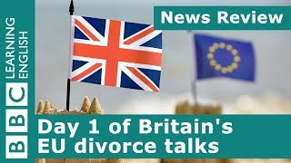 BBC News Review: Day 1 of Britain
