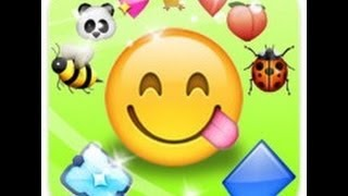 Emoji 2 Emoticons Free iPhone App Video Review (Free App) - CrazyMikesapps