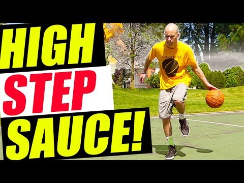 4 HIGH STEP Moves To SAUCE UP Your Crossovers!