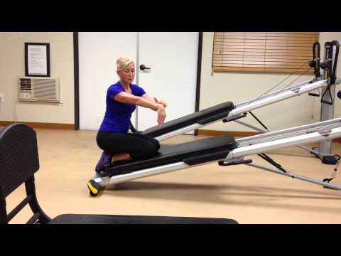 Clicking Elbows: Wrist Stretching - Total Gym Pulse