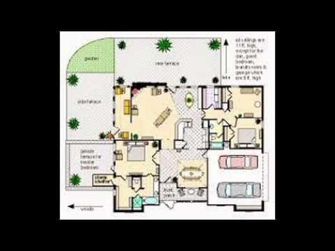 Floor Plan For House