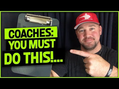 Baseball Coaching Tips: The #1 most important thing for baseball coaches [THE FIRST TEAM MEETING]