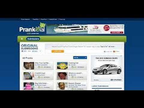 How to Use Prank Dial.com