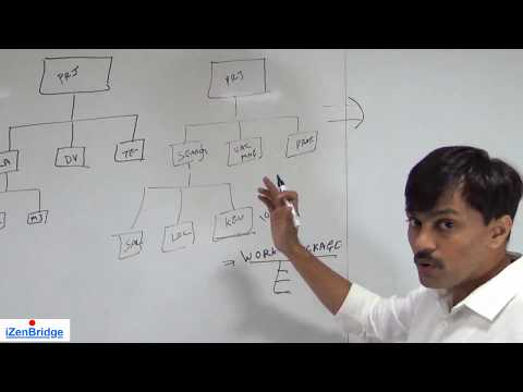 PMP®   Create WBS   Project Scope Management