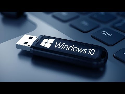 how to make bootable USB for windows 10