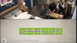 지니어스3 모노레일 번외경기 - 홍진호vs오현민