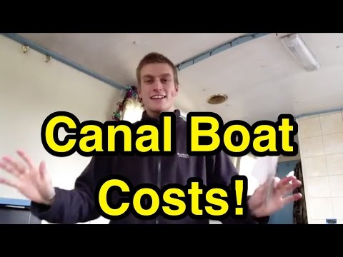 My Narrowboat Living Costs