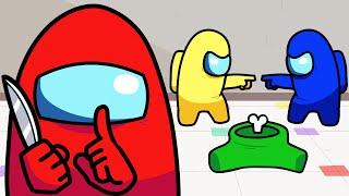 Among Us Logic | Cartoon Animation