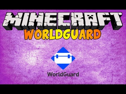 How to install and use WorldGuard for Minecraft 1.8.7