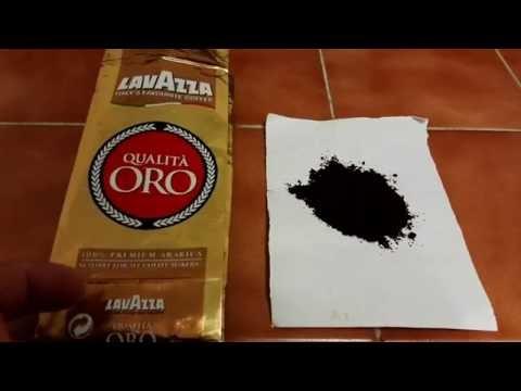 Lavazza Qualita Oro Ground Coffee Review.